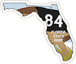 State of Florida Magnets